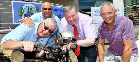 Council to Bring a Touch of Ulster Grand Prix Nostalgia to the City