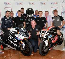 2018 MCE Insurance Ulster Grand Prix Launched