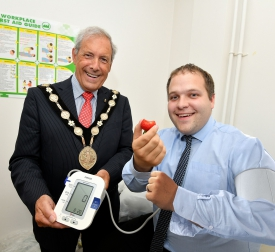 Council Marks Men's Health Week