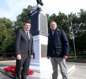 War Memorials to be Updated with New Inscriptions