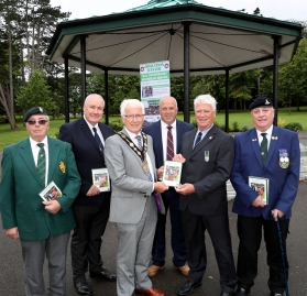 Lisburn marks 50 year anniversary of Operation Banner