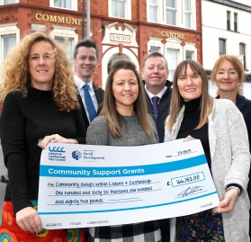 Over £166,000 awarded to local communities