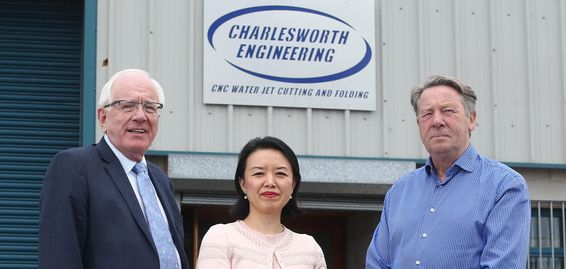 Fabricating new sales and jobs for Charlesworth Engineering