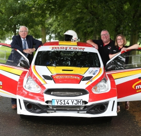 Council gets in the driver's seat ahead of Carryduff Forklift Down Rally