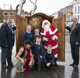 Lisburn Switched On for Christmas