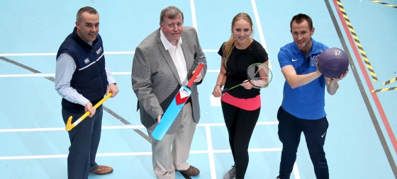 Council Launches Sports Grants