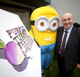 Purple Turnip Festival Returns to Lisburn City Centre