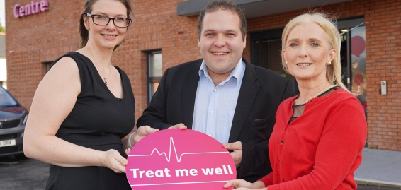 Council Proudly Support 'Treat Me Well' Initiative