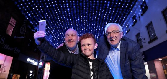 Over one million lights to dazzle Lisburn