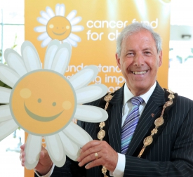 Cancer Fund for Children is Mayoral Charity for 18/19