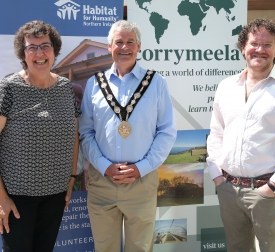 Mayor Announces Two Organisations as His Official Charities