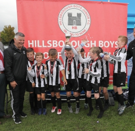 Celebrations and Glory at Hillsborough Boys Festival of Football