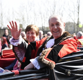It's Showtime - Record numbers for Mayor's Parade
