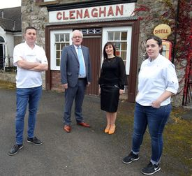 Popular Eatery Clenaghans Set to Reopen
