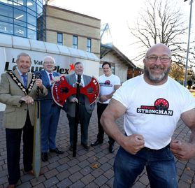 European Strongman Competition Sets Its Sight on Lisburn