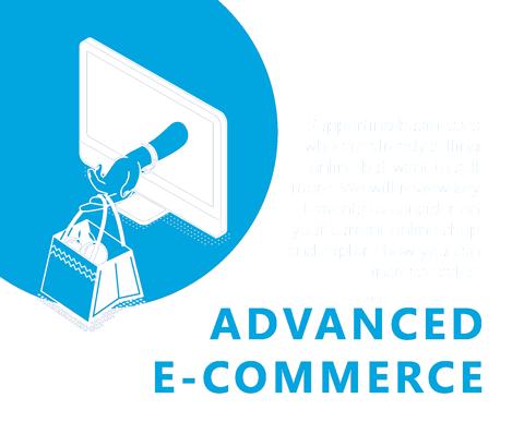 Advanced e-commerce