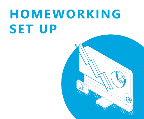 Homeworking set up