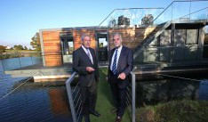 Bluefield Houseboats - Making Waves in Alternative Property