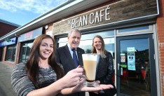 The Bean Cafe Started with 'Go For It'