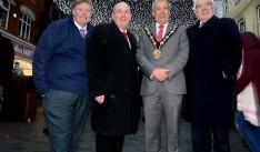 Chairman welcomes start of Light Festival and community spirit in Lisburn