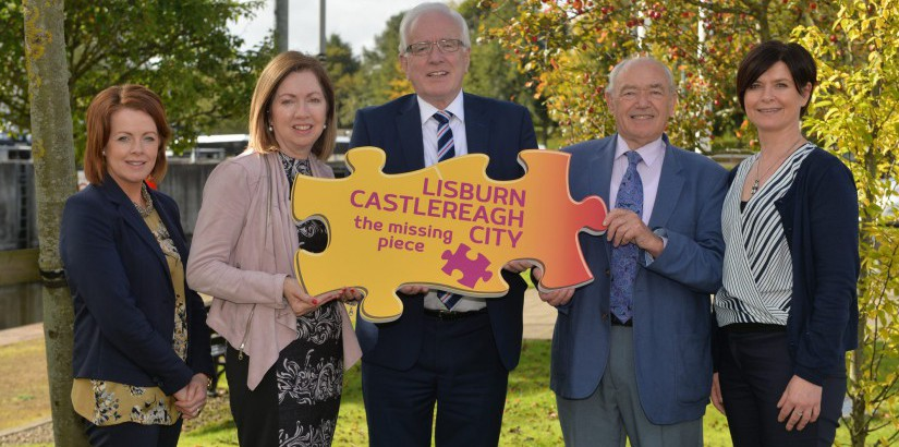 Promoting that the Lisburn Castlereagh area is attracting inward investment