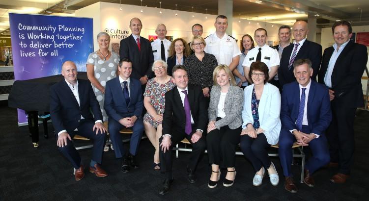 Lisburn and Castlereagh Strategic Community Planning Partnership