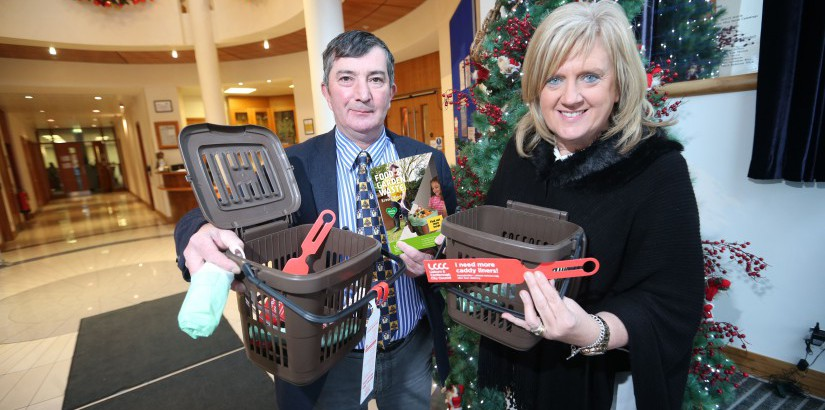 Food waste recycling from home encouraged