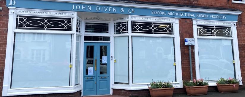 John Diven & Co, Main Street, Moira