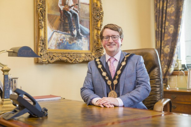 Councillor Nicholas Trimble