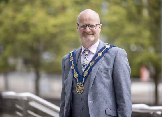 Councillor Tim Mitchell