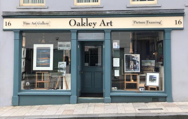 Oakley Art, Bridge Street, Lisburn