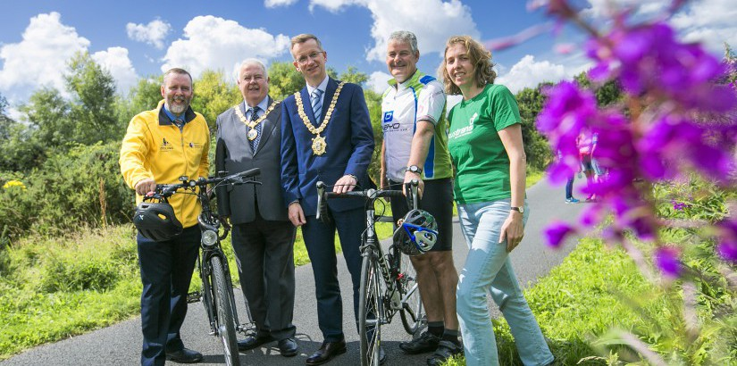 Sustrans One Path Initiative