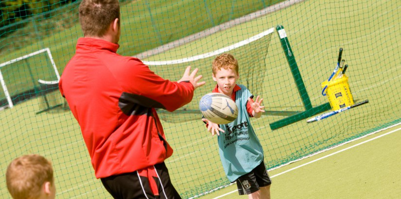 Active Communities rugby coaching