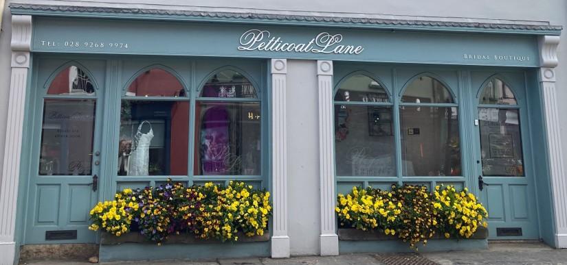 Petticoat Lane, Lisburn Street, Hillsborough