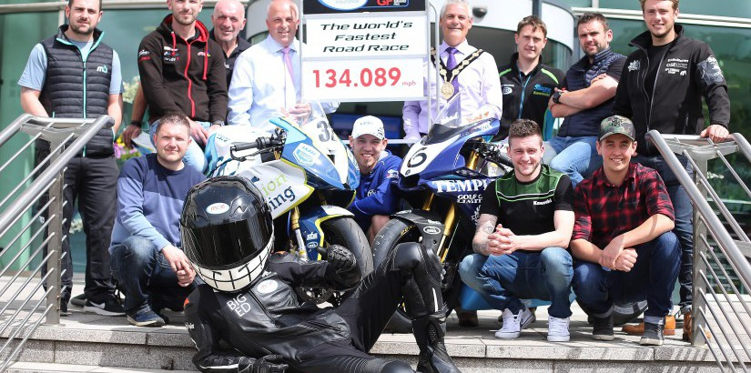 2017 MCE Ulster Grand Prix Launch
