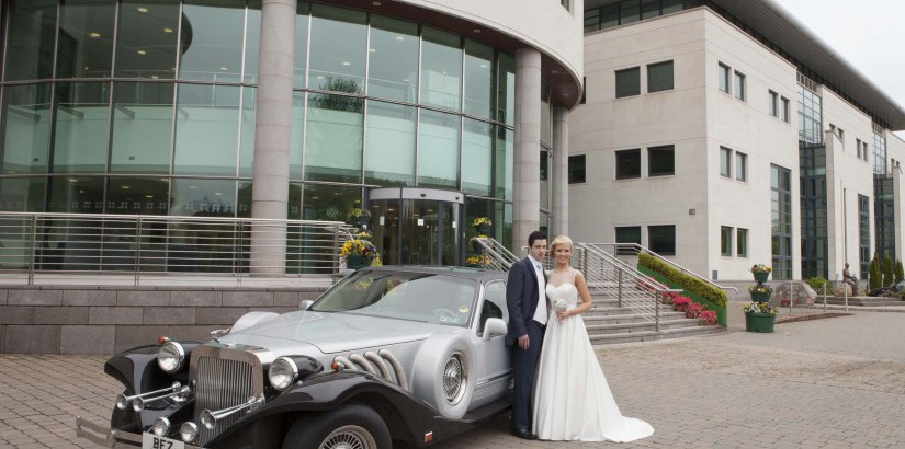 Weddings at Lagan Valley Island