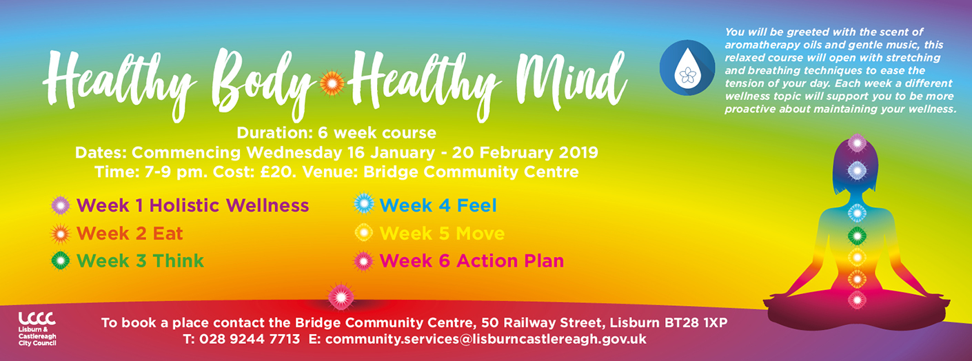 Healthy Body-Healthy Mind Course