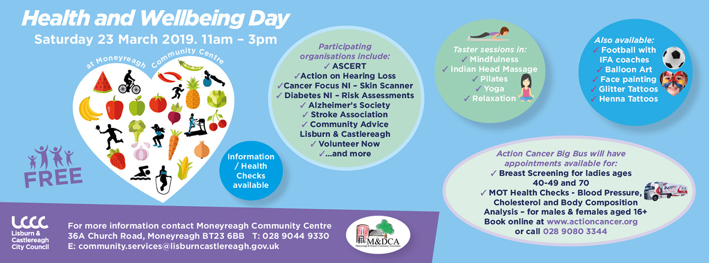 Health & Wellbeing Day