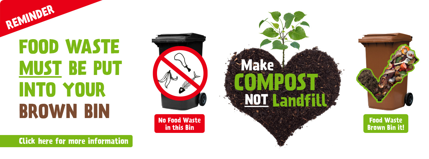 No Food Waste to Landfill