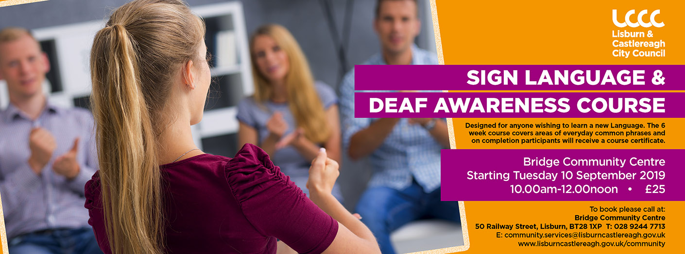 Sign Language and Deafness Awareness