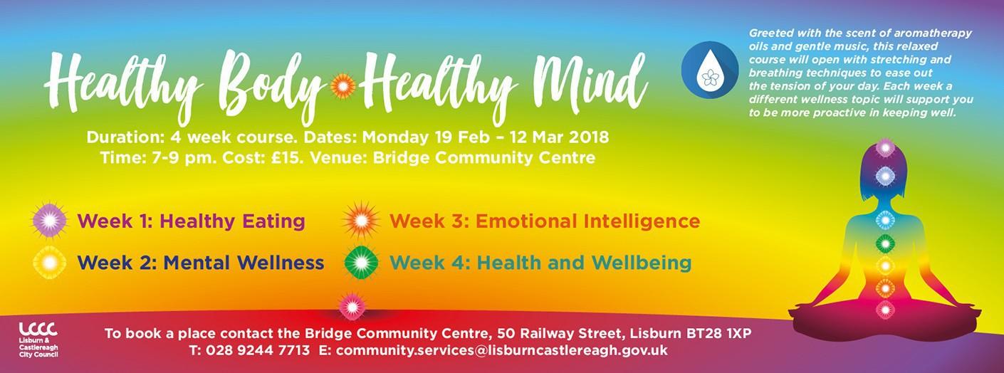 Healthy Body - Healthy Mind
