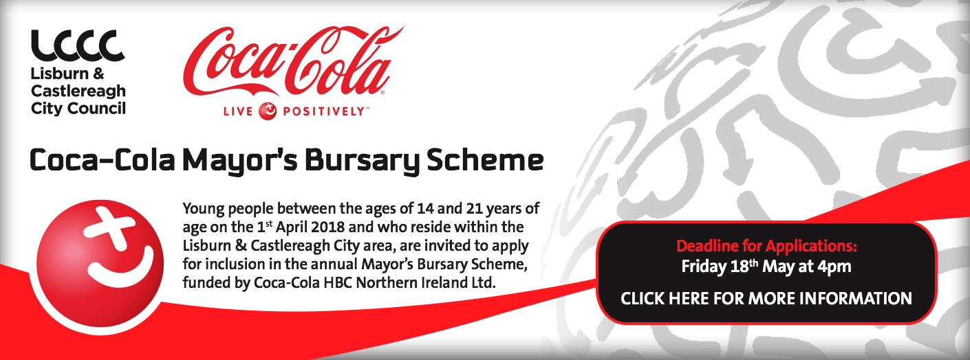 Coca-Cola Mayor's Bursary Scheme
