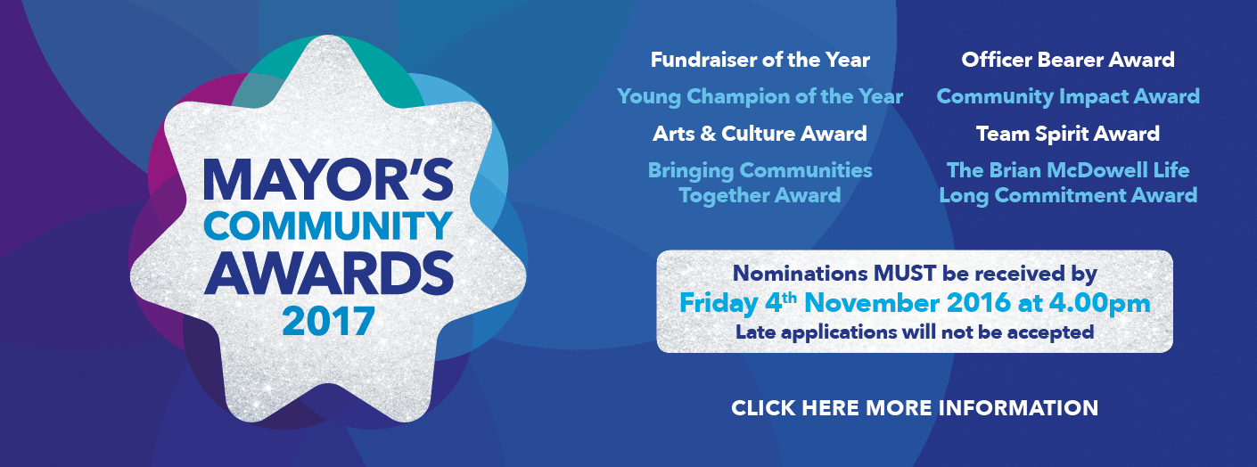 Mayor's Community Awards 2017