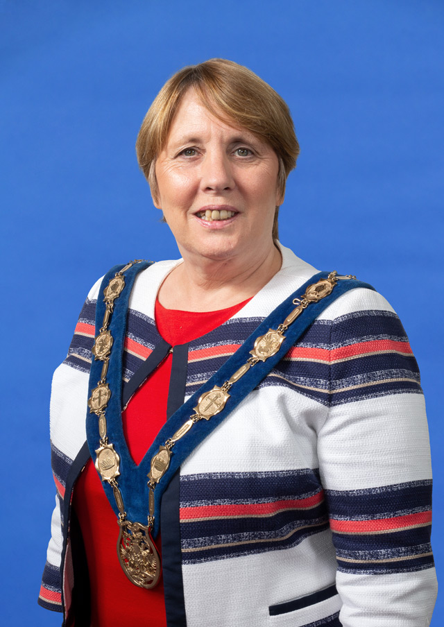 Image of Jenny Palmer (Deputy Mayor)