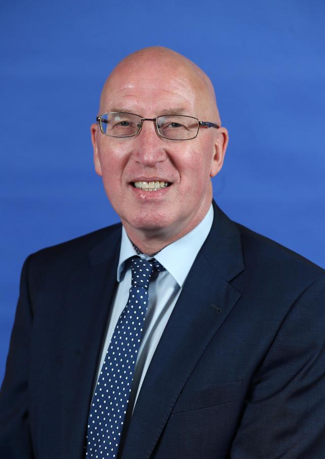 Image of John Laverty BEM