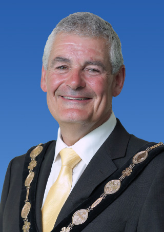 Image of Tim Morrow (Mayor)