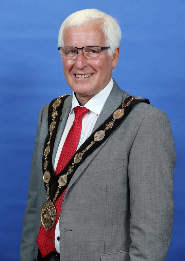 Image of Alan Givan (Mayor)