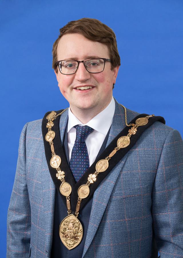 Image of Nicholas Trimble (Mayor)