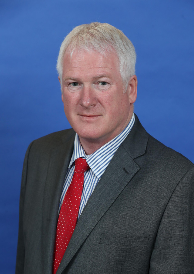 Image of Michael Henderson MBE