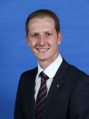 Cllr Caleb McCready
